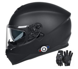 Bluetooth Integrated Motorcycle Helmets