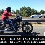 The 7 Best Bluetooth Motorcycle Helmets 2021 - Reviews & Buyer's Guide